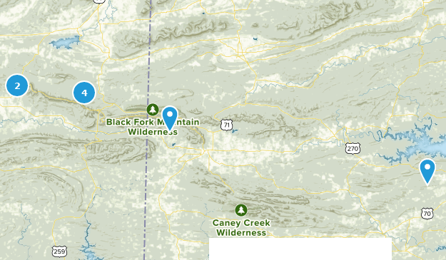Best Forest Trails in Ouachita National Forest | AllTrails