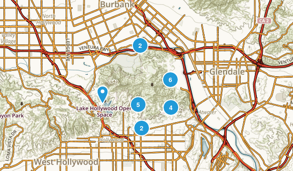 Best Walking Trails In Griffith Park Photos Reviews - 1836 us map