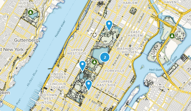 Best Walking Trails in Central Park | AllTrails on