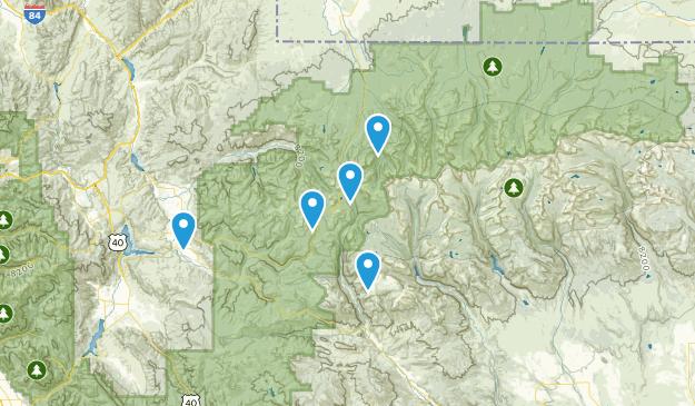 247ae542a8 Best Kid Friendly Trails in High Uintas Wilderness. 215 photos