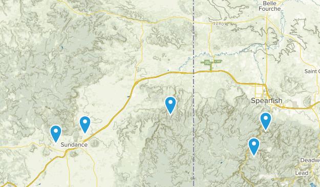 Best Views Trails in Black Hills National Forest | AllTrails