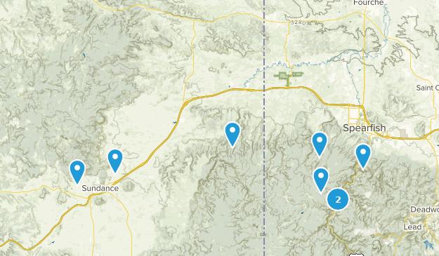 Wege mit der besten Aussicht in Black Hills National Forest ...