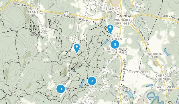 McLean Game Refuge Bird Watching Map