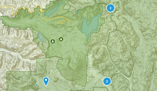 Mt St Helens Washington Map.Best Camping Trails In Mt St Helens National Volcanic Monument