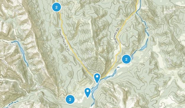 Little Elbow Provincial Recreation Area Birding Map