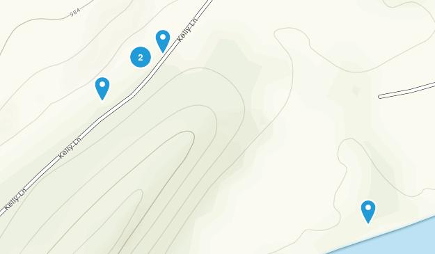 Parc ornithologique de sept îles Hiking Map