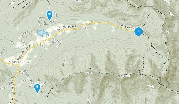 Wildham Range Wilderness Range Bird Watching Map