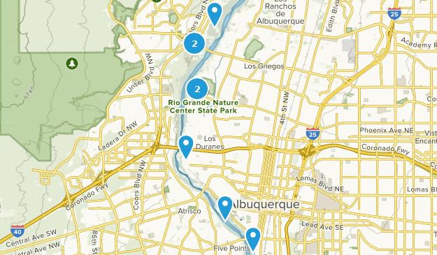 Best Hiking Trails In Rio Grande Bosque Alltrails - Rio-grande-on-us-map