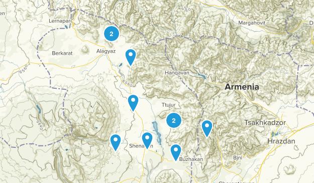 Yeghip, Kotayk' Wildlife Map