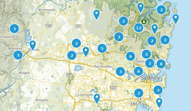 Las Mejores Rutas De Trail Running Cerca De Sidney Nueva Gales Del