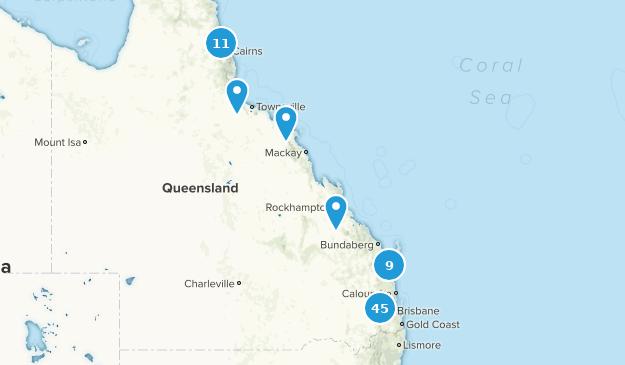 Best Hiking Trails near , Queensland Australia   AllTrails on