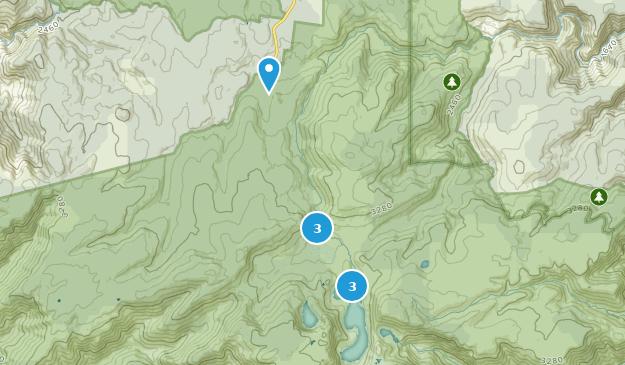 Devonport, Tasmania Hiking Map