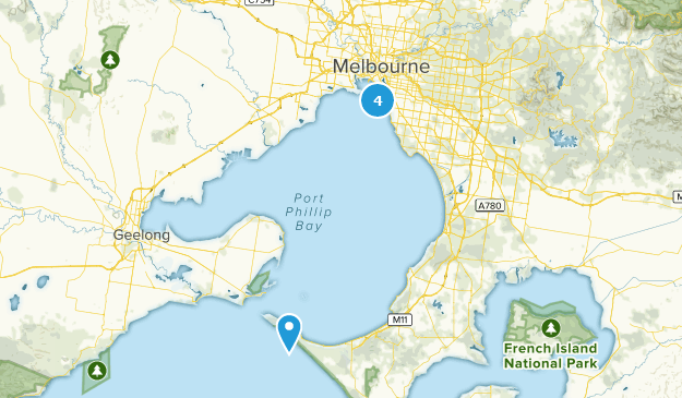 Melbourne Victoria Australia Map.Best Beach Trails Near Melbourne Victoria Australia Alltrails