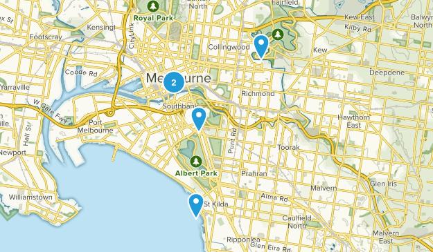 Best City Walk Trails Near Melbourne Victoria Australia Alltrails