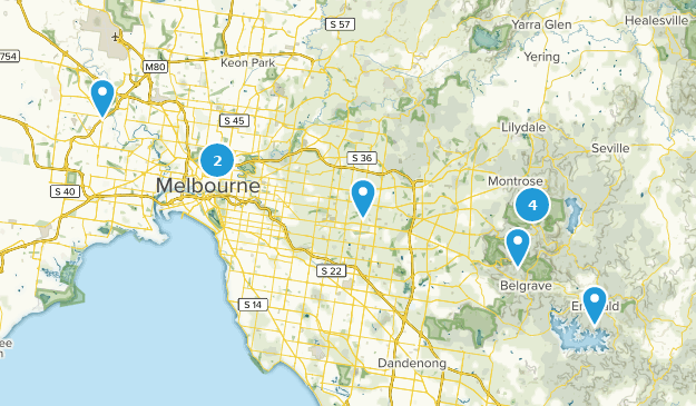 Melbourne Victoria Australia Map.Best Wild Flowers Trails Near Melbourne Victoria Australia Alltrails