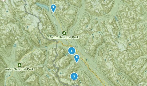 Best Kid Friendly Trails near Lake Louise, Alberta, Canada | AllTrails