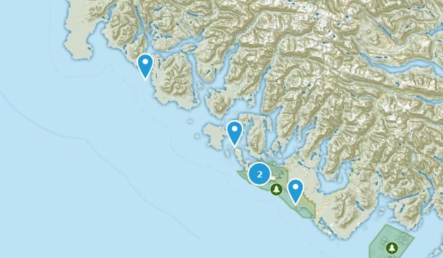 Alberni-Clayoquot C, British Columbia Bird Watching Map