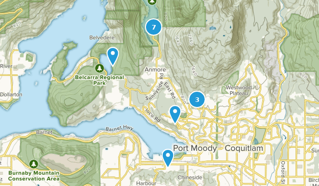 Best Views Trails near Port Moody, British Columbia Canada ... on map of new brunswick canada, map of islands canada, map of canada provinces, main cities of canada, ontario canada, map of rural community, printable map of canada, large map of canada, names of cities in canada, map of vancouver, alberta canada,