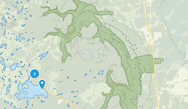 Mafeking, Manitoba Dog Friendly Map