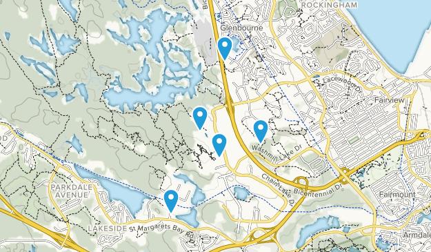 Beechville, Nova Scotia Nature Trips Map