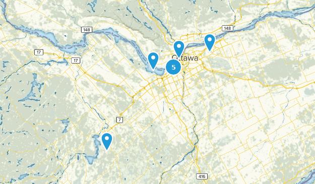 Beste Stadtspaziergänge in der Nähe von Ottawa, Ontario ...