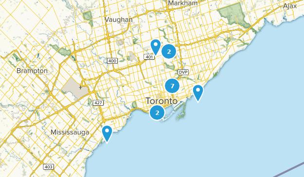 Best City Walk Trails Near Toronto Ontario Canada Alltrails