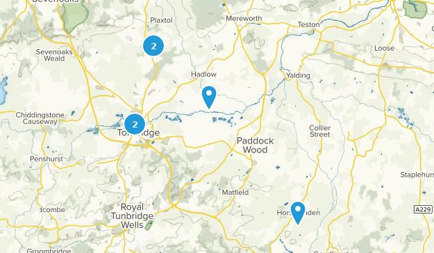 Map Of England For Kids.Best Kid Friendly Trails Near Tonbridge Kent England Alltrails