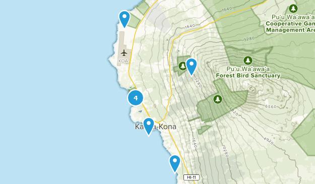 Best Kid Friendly Trails Near Kailua Kona Hawaii Hawaii Alltrails