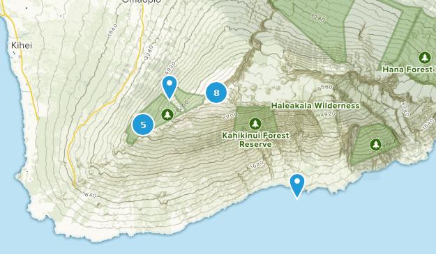 42902520e034c Best Walking Trails near Kula