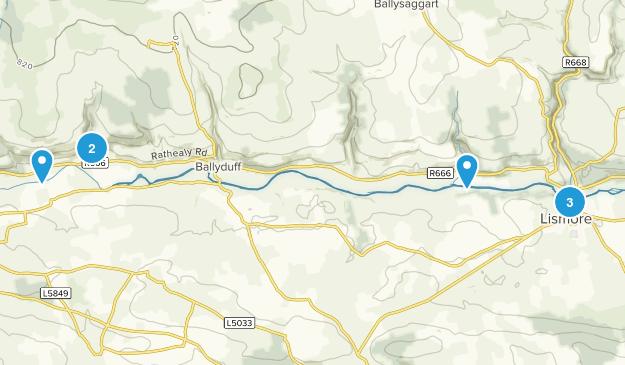 Shanavoota, Waterford Walking Map