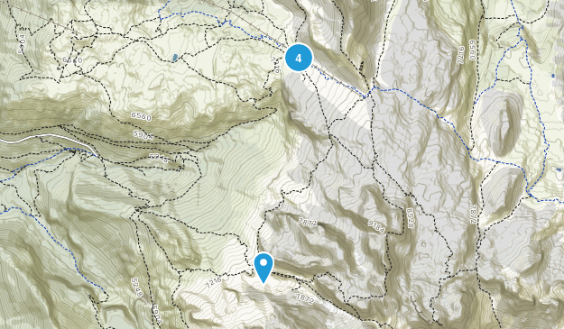 Palù, Trentino-South Tyrol Hiking Map