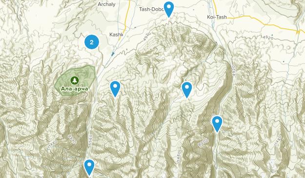 Alamudun, Chuy Birding Map