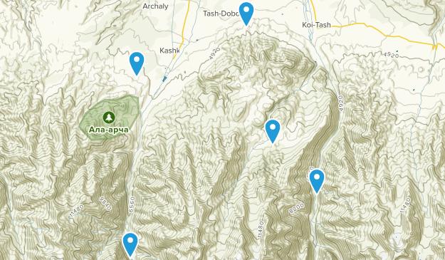 Alamudun, Chuy Views Map