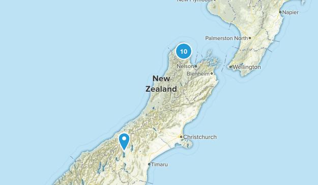 Richmond, Tasman Region Kid Friendly Map