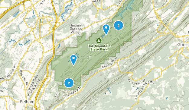 Pelham, Alabama Kid Friendly Map
