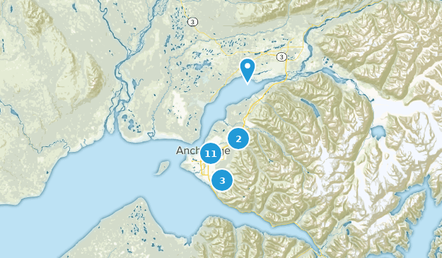 Best Kid Friendly Trails Near Anchorage Alaska Alltrails