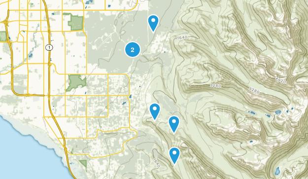 Basher, Alaska Dogs On Leash Map
