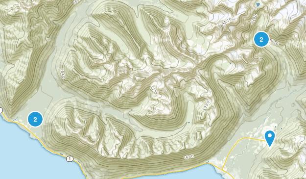 Girdwood, Alaska Wildlife Map