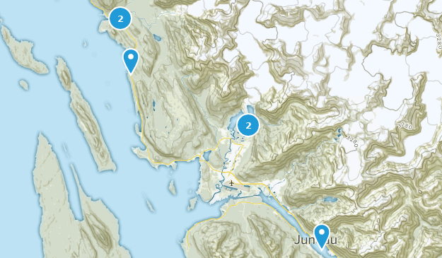 Best Mountain Biking Trails near Juneau, Alaska | AllTrails