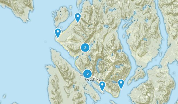 Best Kid Friendly Trails Near Ketchikan Alaska Alltrails