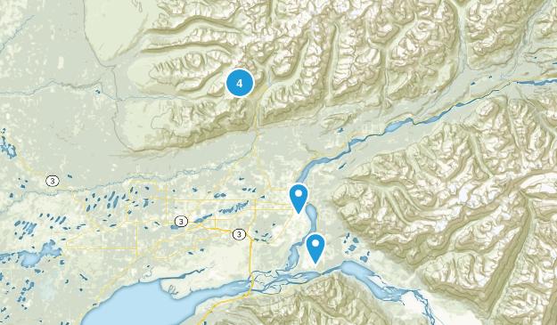 Palmer, Alaska Kid Friendly Map