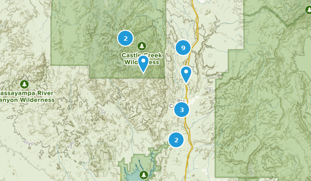 Map Of Crown King Arizona.Best Hiking Trails Near Crown King Arizona Alltrails