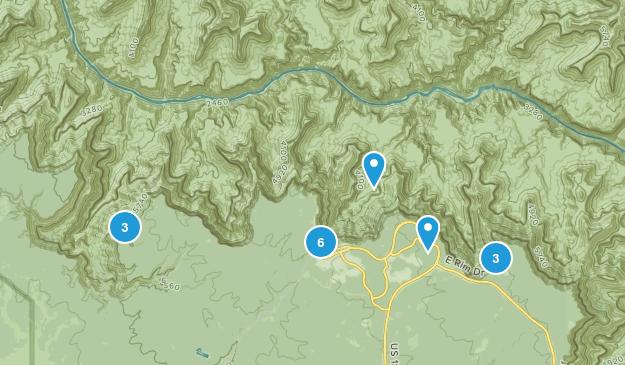 Best Hiking Trails near Grand Canyon Village, Arizona | AllTrails