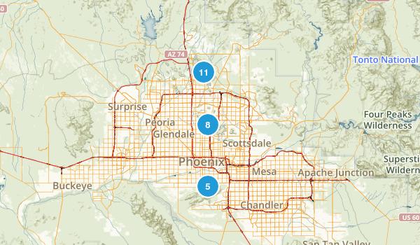 Best Horseback Riding Trails near Phoenix Arizona AllTrailscom