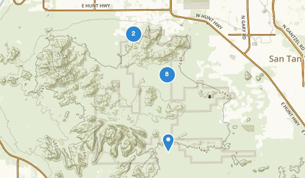 Best Hiking Trails Near Queen Creek Arizona  AllTrails