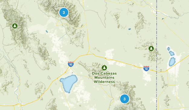 Willcox, Arizona Kid Friendly Map