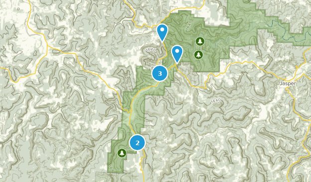 Ponca Arkansas Map.Best Hiking Trails Near Ponca Arkansas Alltrails