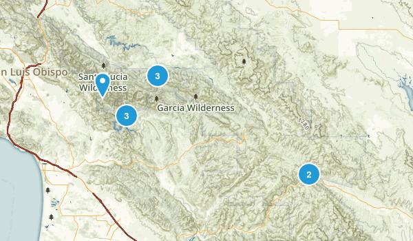 Arroyo Grande, California Views Map