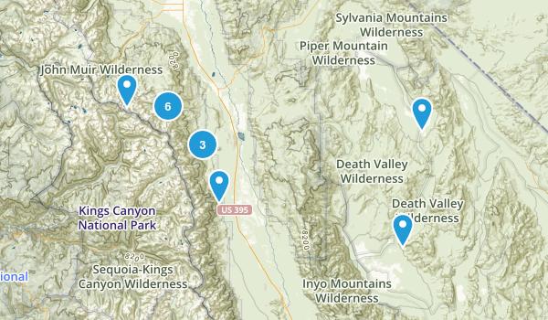 Best Hiking Trails near Big Pine California AllTrails