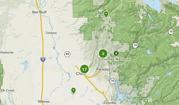 Best Views Trails Near Chico California Alltrails